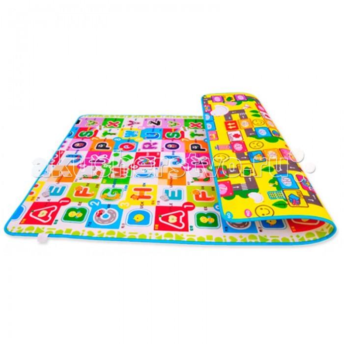 Игровые коврики Mambobaby Головоломка и Мир букв