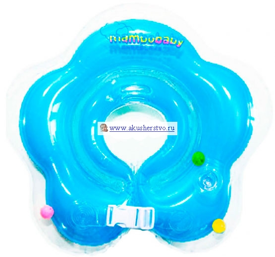 Круги для купания Mambobaby на шею для детей 0-36 мес. 37001В