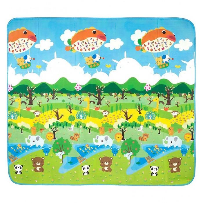 Игровые коврики Mambobaby Лесной парк