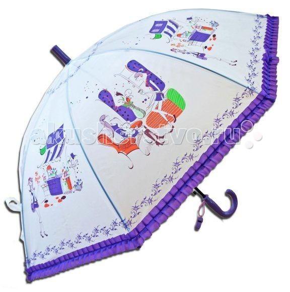 Детские зонтики Mary Poppins Модница 55 см со свистком