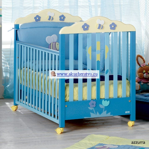 Детские кроватки MIBB Primavera