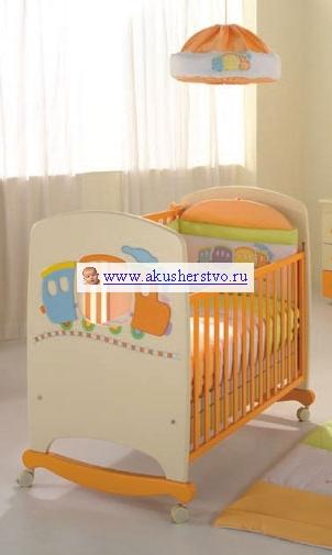 Детские кроватки MIBB Trenino