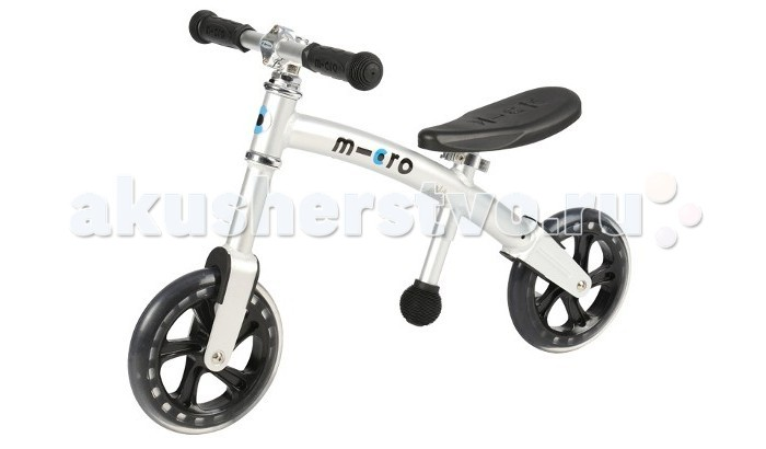 Беговелы Micro G-Bike+ Light