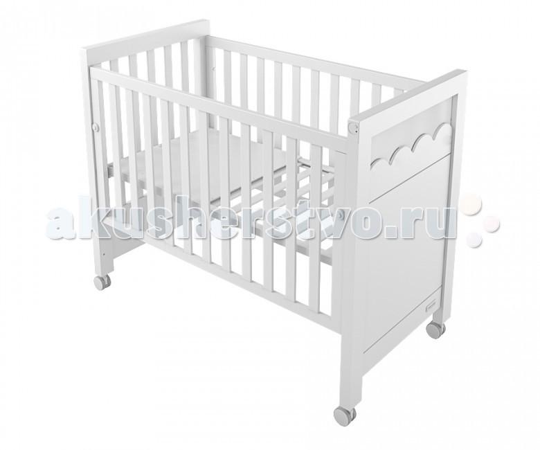 Детские кроватки Micuna Amelia Aran со светодиодной подсветкой 120х60