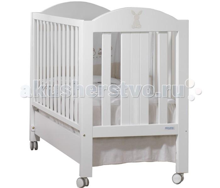 Детские кроватки Micuna Cotton Basic 120х60