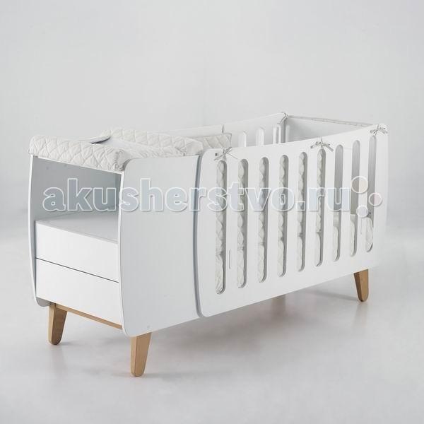Кроватки-трансформеры Micuna Harmony 120х60