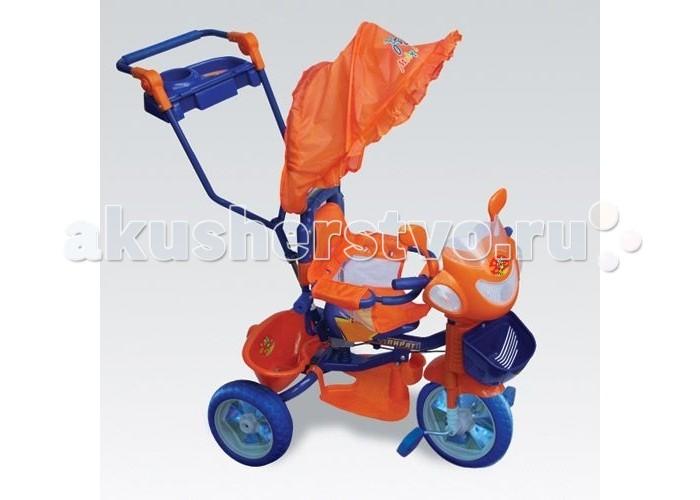 Трехколесные велосипеды Moby Kids 64283/64284