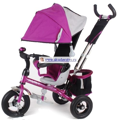 Трехколесные велосипеды Moby Kids 64356/64357