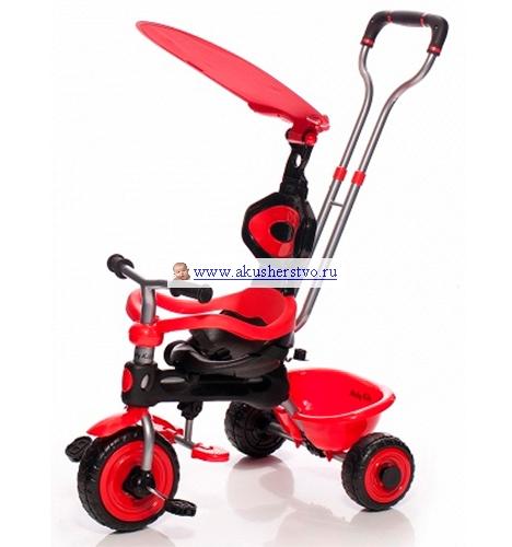 Трехколесные велосипеды Moby Kids 64434/64435/64436