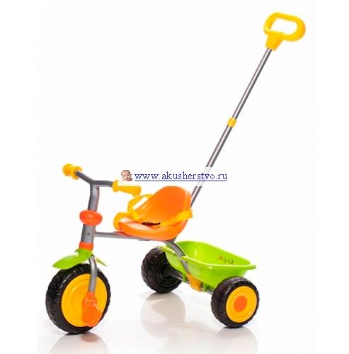 Трехколесные велосипеды Moby Kids 64437/64438