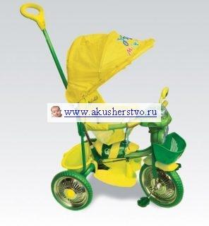Трехколесные велосипеды Moby Kids 64508