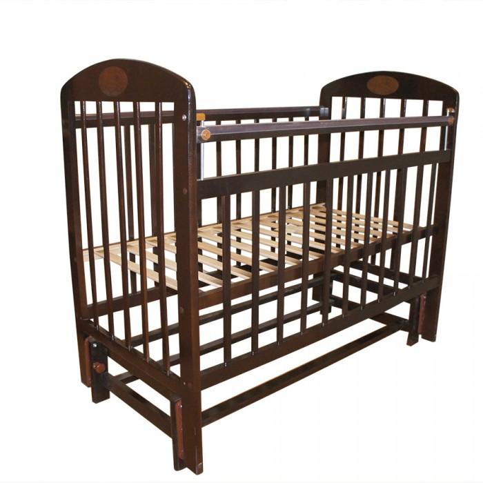 Детские кроватки Ивашка Мой малыш 9 (маятник продольный)