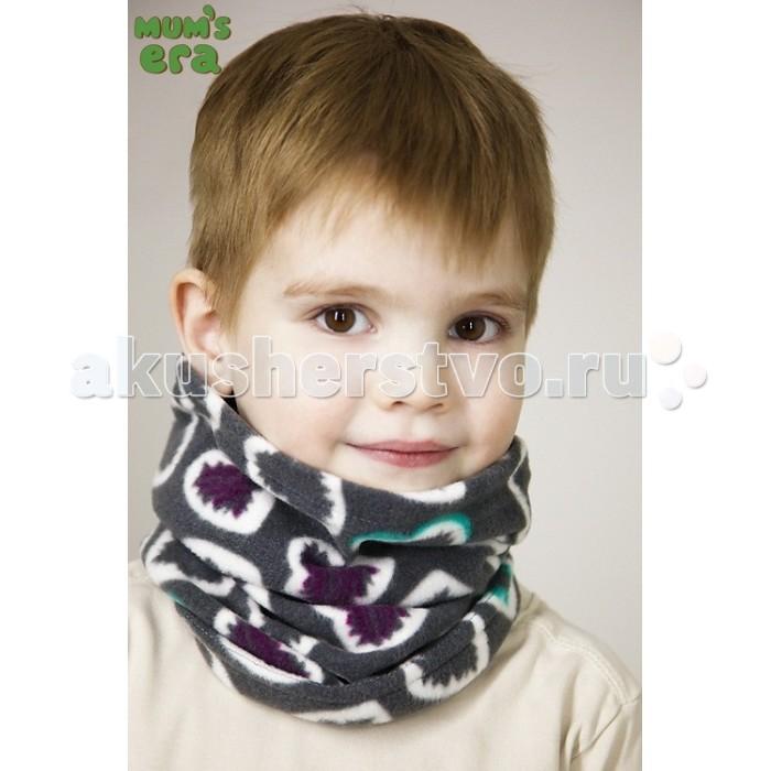 Шапочки и шарфы Mum's Era Повязка-труба детская с рисунком