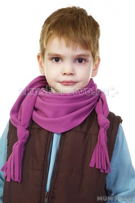 Шапочки и шарфы Mum's Era Шарф детский Бактус