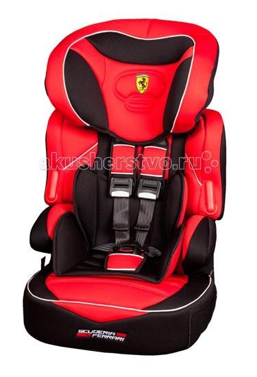 Группа 1-2-3 (от 9 до 36 кг) Nania Beline Sp Ferrari