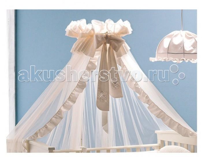 Балдахины для кроваток Erbesi Brillante со стразами Swarovski