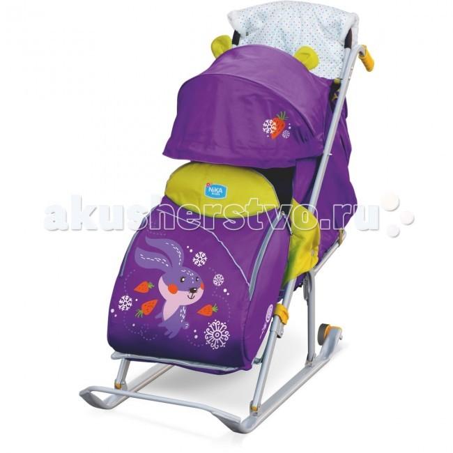Санки-коляски Ника Детям 5