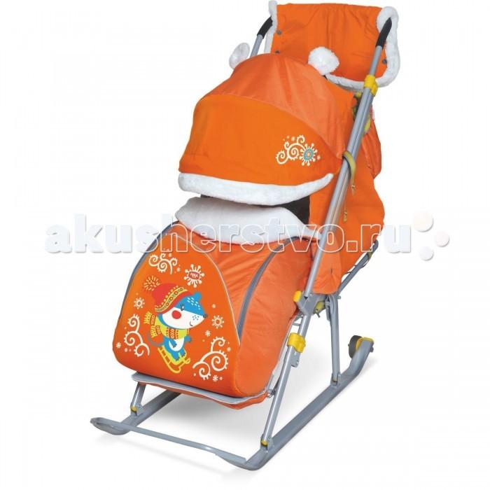 Санки-коляски Ника Детям 6