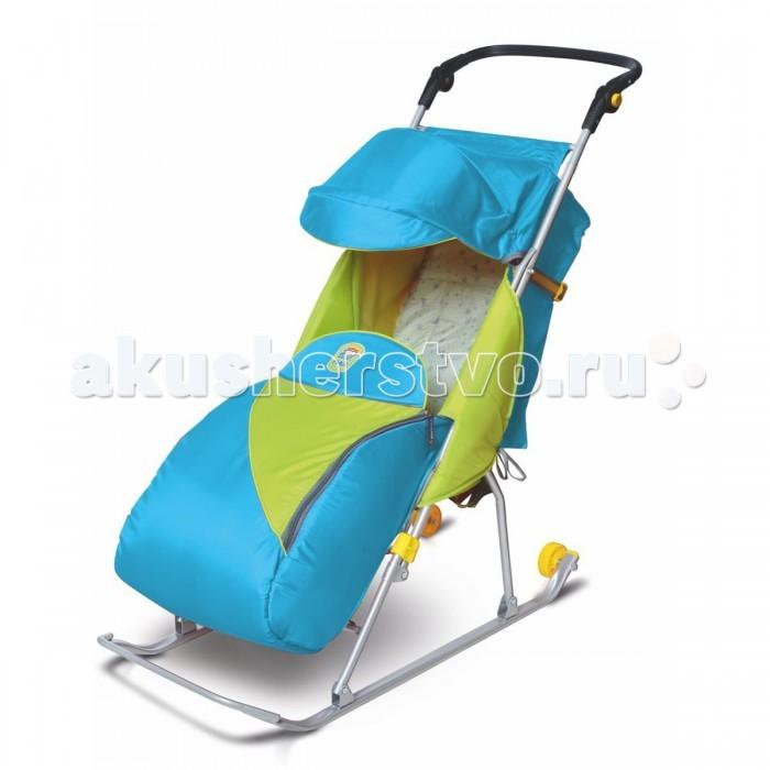 Санки-коляски Ника Тимка 2 Комфорт
