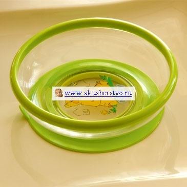 Посуда Nuby Тарелка на присоске 5200