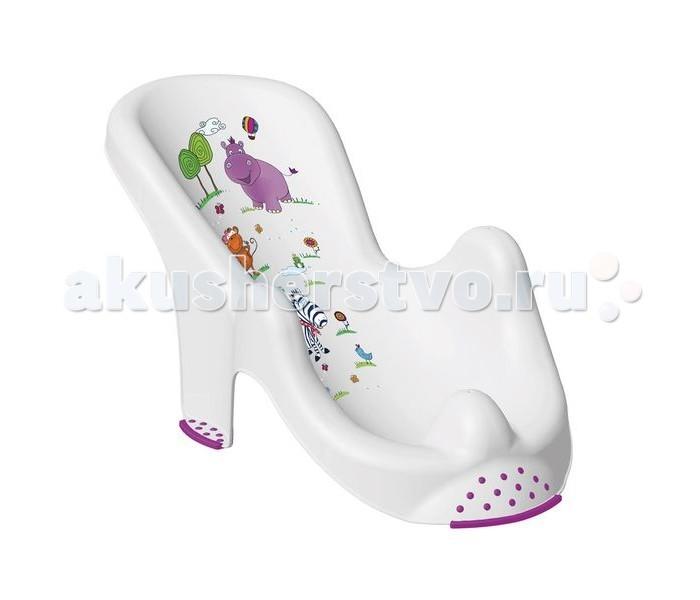Горки и сидения для ванн OKT Горка для ванны Бегемотик