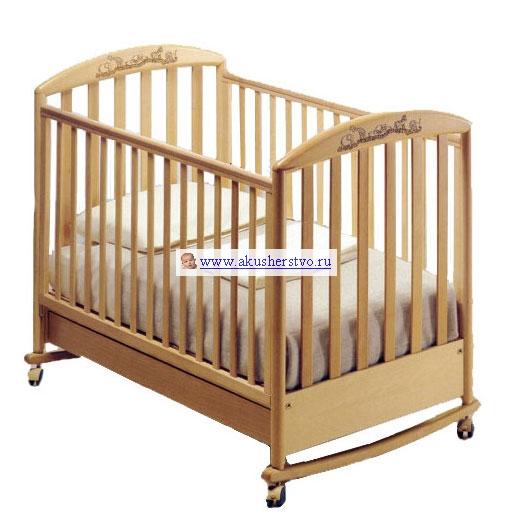 Детские кроватки Pali Zoo 120x60