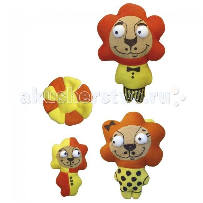 Аксессуары для мебели Papaloni Комплект мягких игрушек на комод
