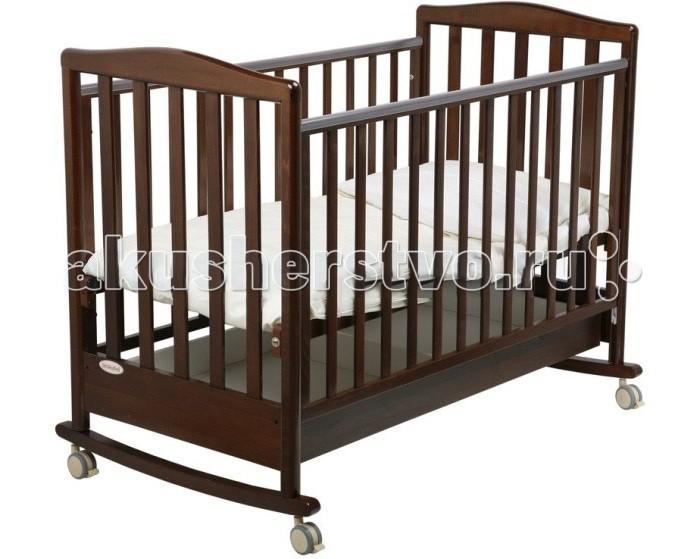 Детские кроватки Papaloni Луи качалка 120x60
