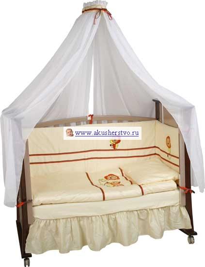 Комплекты для кроваток Papaloni Львиная сиеста