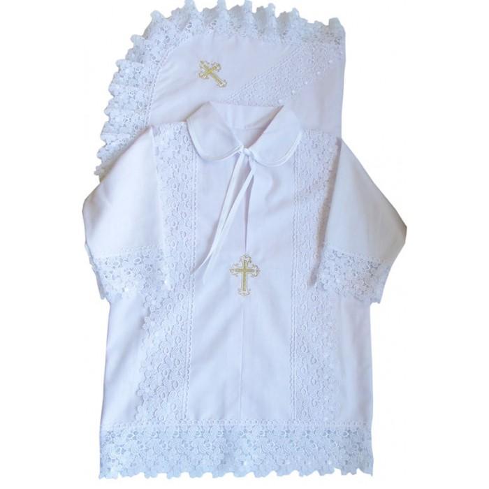 Крестильная одежда Папитто Крестильный набор для мальчика