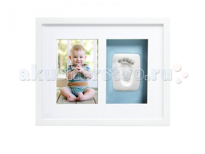 Фотоальбомы и рамки Pearhead Рамочка двойная