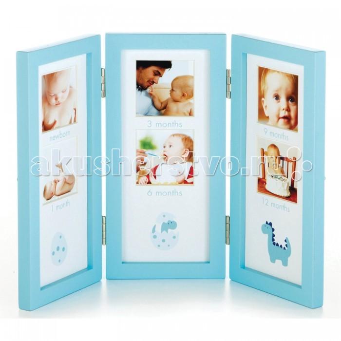 Фотоальбомы и рамки Pearhead Рамочка От рождения до 12 месяцев