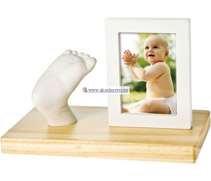 Фотоальбомы и рамки Pearhead Рамочка со слепком 3D