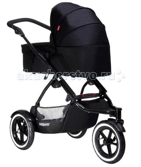 Люльки Phil&Teds Snug Carrycot для колясок Dot и Navigator 2