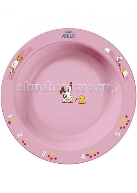Посуда Philips-Avent Глубокая тарелка большая