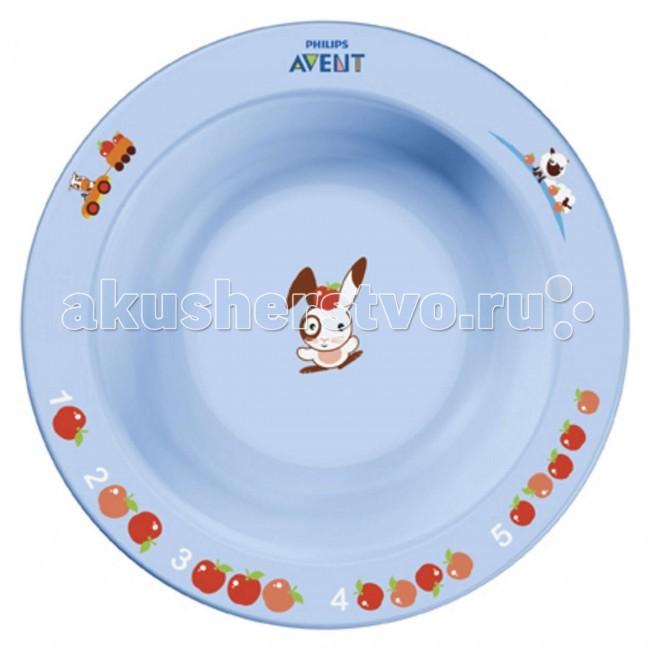 Посуда Philips-Avent Глубокая тарелка малая