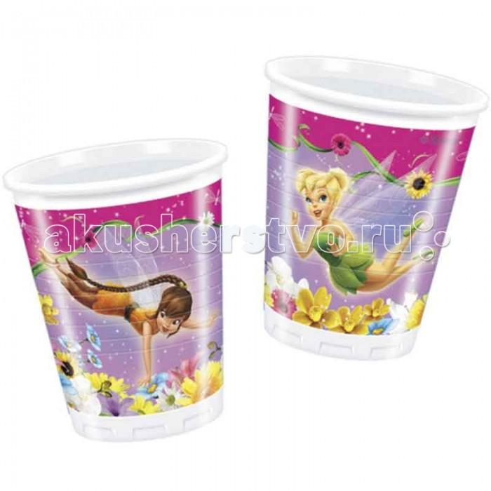 Товары для праздника Procos Стаканы пластиковые 200 мл 10 шт.