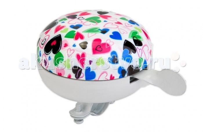 Аксессуары для велосипедов R-Toys Звонок алюминий/сталь