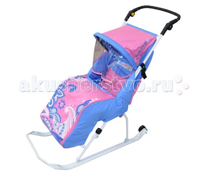 Санки-коляски R-Toys Трансформер Люкс