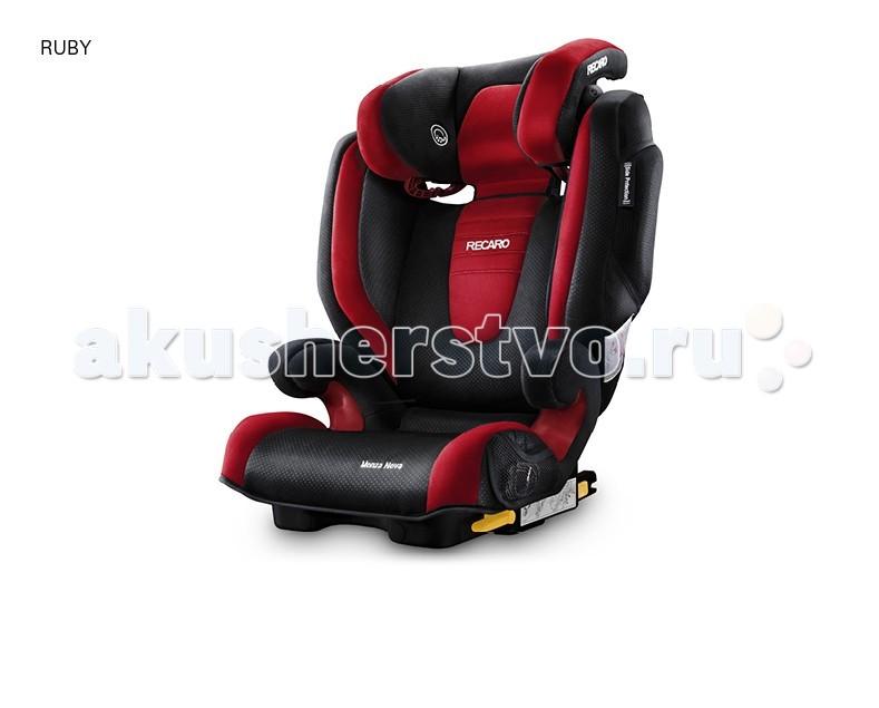 Группа 2-3 (от 15 до 36 кг) Recaro Monza Nova 2 Seatfix