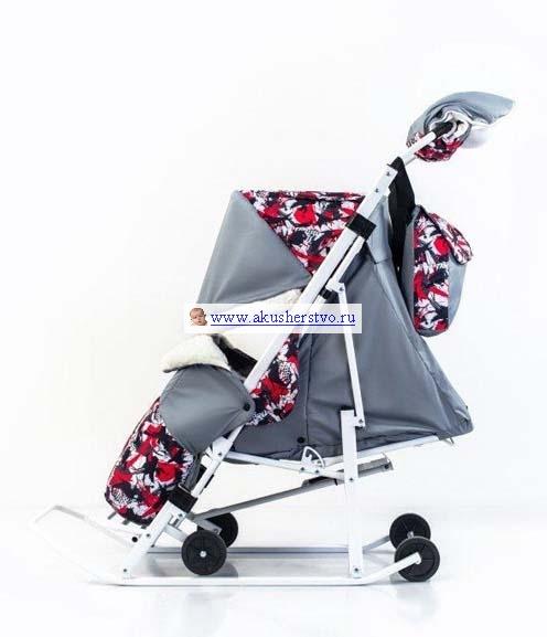 Санки-коляски Rich Toys Эми 2 Luxe
