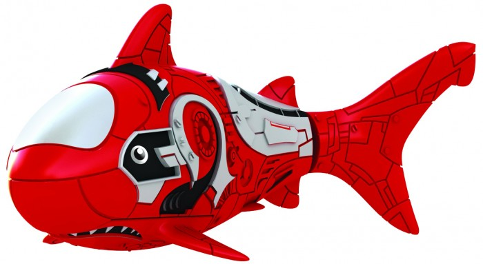 Интерактивные игрушки Robofish РобоРыбка Акула
