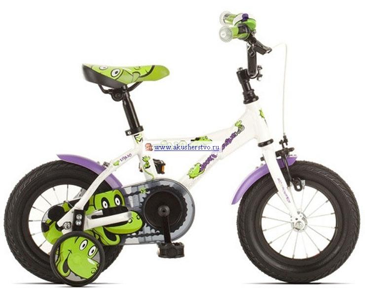 Двухколесные велосипеды Rock Machine Dino 12