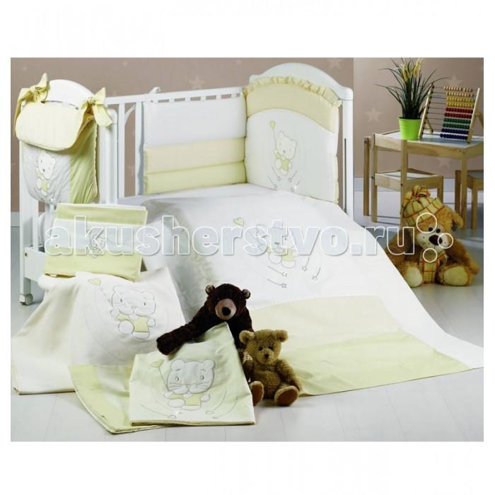 Комплекты для кроваток Roman Baby Buffy (5 предметов)