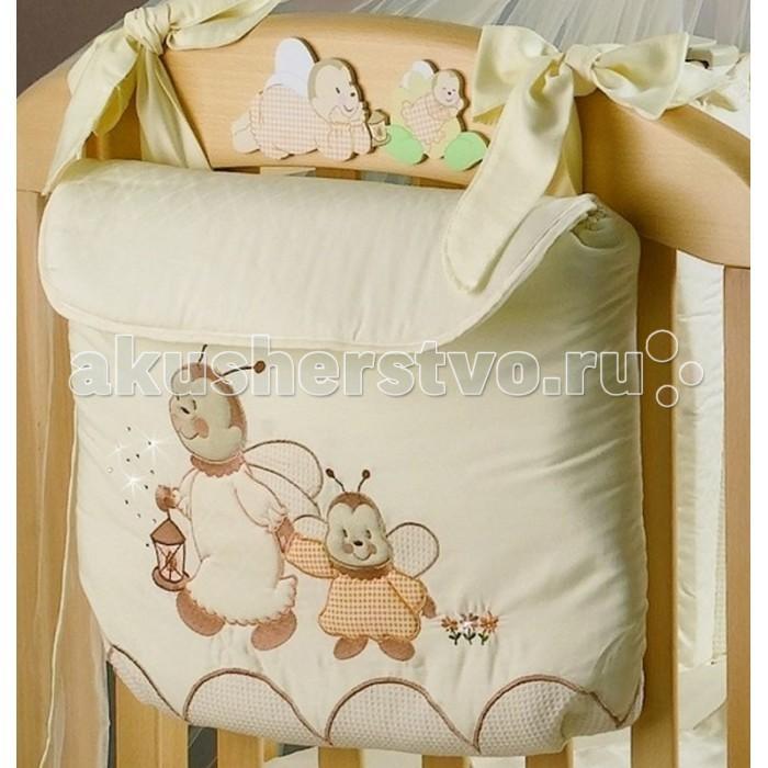 Карманы и панно Roman Baby Сумка на кроватку Lucciole