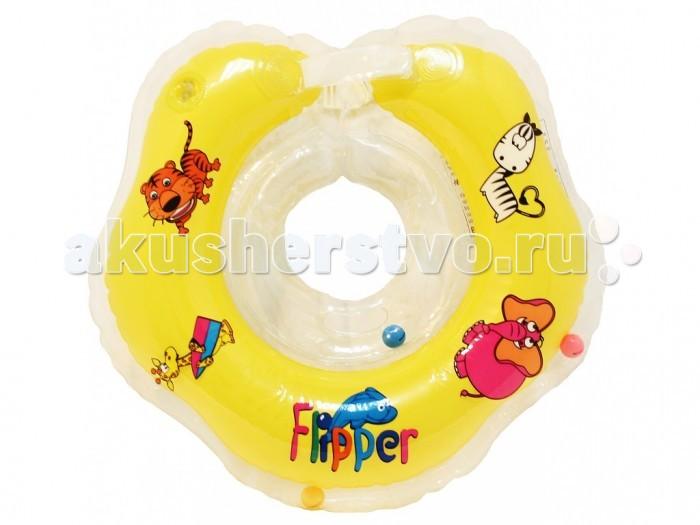 Круги для купания Roxy Flipper Music на шею музыкальный