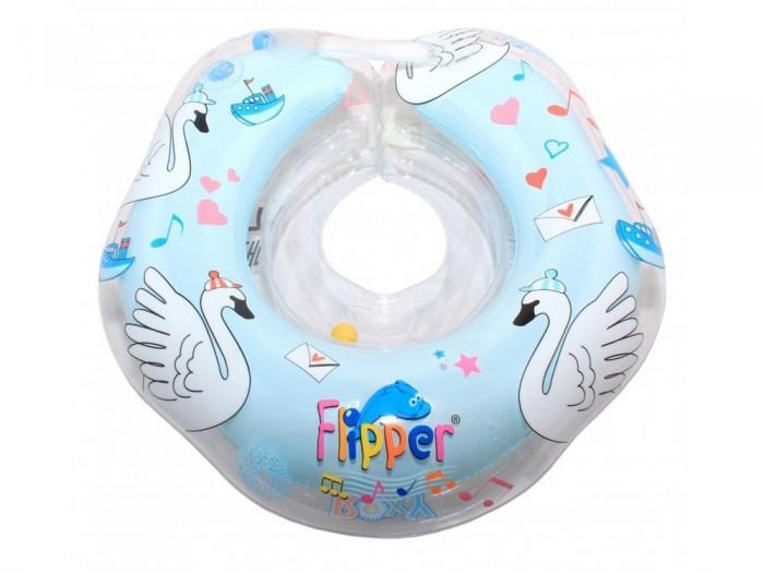 Круги для купания Roxy Flipper 0+ на шею музыкальный