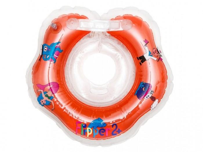 Круги для купания Roxy Flipper 2+ на шею для малышей