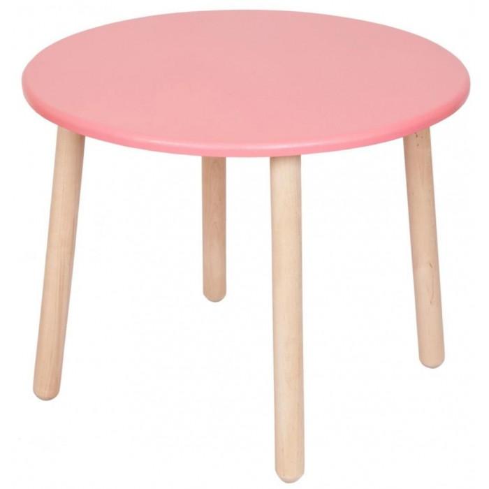 Столы и стулья РусЭкоМебель Стол круглый