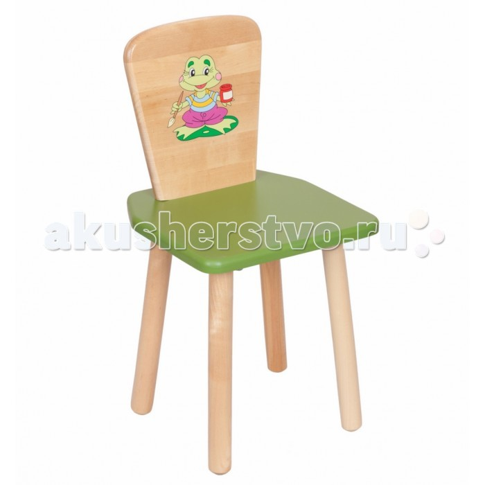 Столы и стулья РусЭкоМебель Стул квадратный